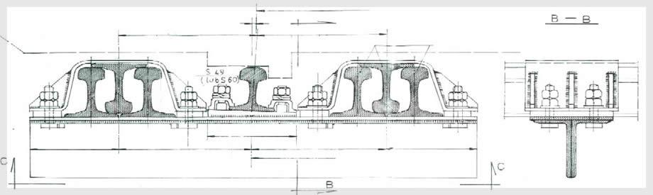 projekt konstrukcji odciążającej